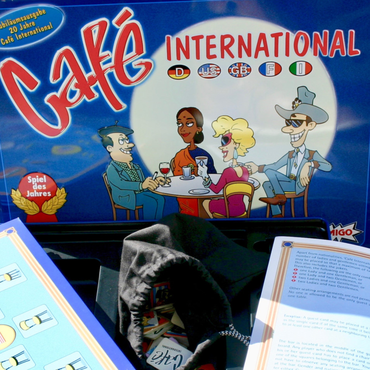 Spiel: Cafe International